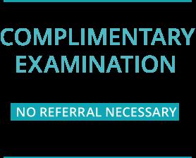 Complimentary Examination